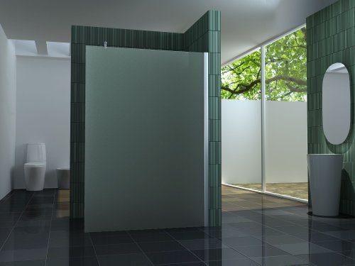 10 mm Duschtrennwand FREE-F 160 x 200 cm