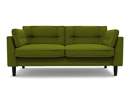 3 sitzer big sofa marigold gr n retro design m bel24. Black Bedroom Furniture Sets. Home Design Ideas