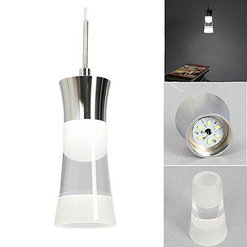 3W Mini LED Pendelleuchte Höhenverstellbar Küchen Deckenleuchte Wohnzimmer Designleuchte Deckenlampe Schlafzimmer Modern