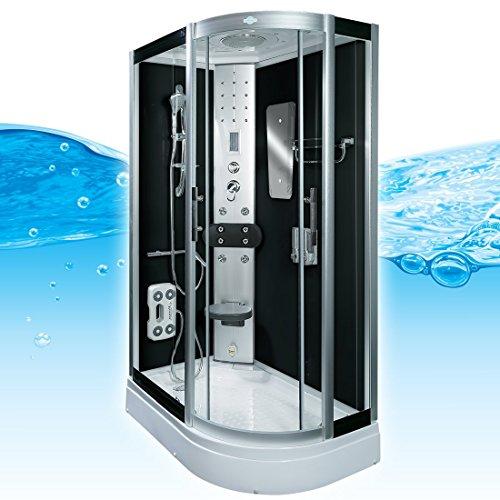 AcquaVapore DTP8060-7302R Dusche Dampfdusche Duschtempel Duschkabine 80x120