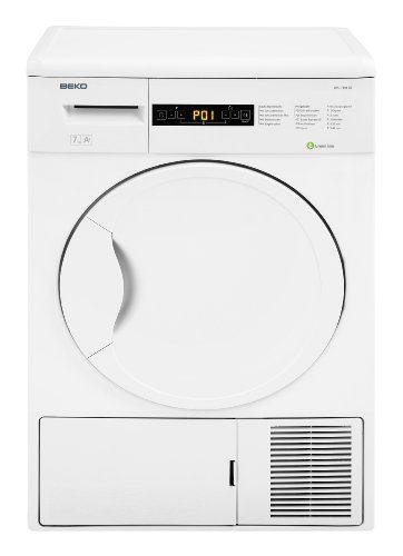 Beko DPU 7404 XE Wärmepumpentrockner / A+ / 266 kWh/Jahr / 7 kg / Weiß / Trommelinnenbeleuchtung