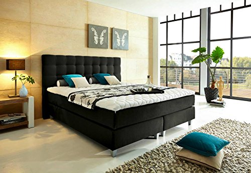 bestseller rockstar von welcon boxspringbett 180x200. Black Bedroom Furniture Sets. Home Design Ideas