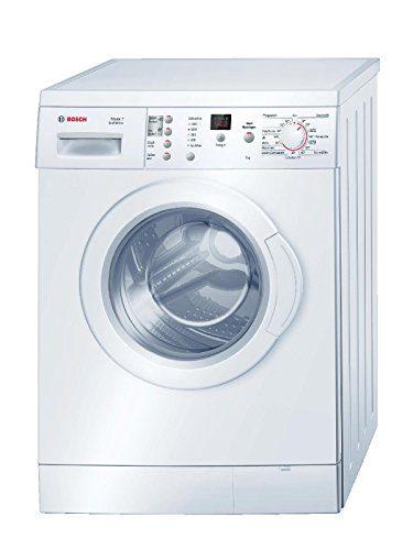 Bosch WAE283ECO Serie 4 Waschmaschine FL / A+++ / 165 kWh/Jahr / 1400 UpM / 7 kg / 10686 Liter/Jahr / ActiveWater spart Wasser und Kosten dank sensorgesteuerter, mehrstufiger Mengenautomatik / weiß