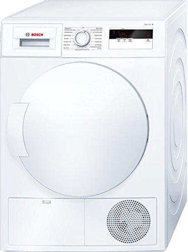 Bosch WTH83000 Wärmepumpentrockner / A+ / 7 kg / EasyClean-Filter / weiß