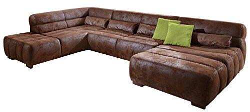Cavadore 478 wohnlandschaft scoutano ottomane li sofa 3 for Wohnlandschaft zum schlafen