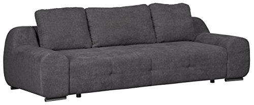 cavadore 5158 big sofa benderes 266 x 70 x 102 cm kati fango m bel24. Black Bedroom Furniture Sets. Home Design Ideas
