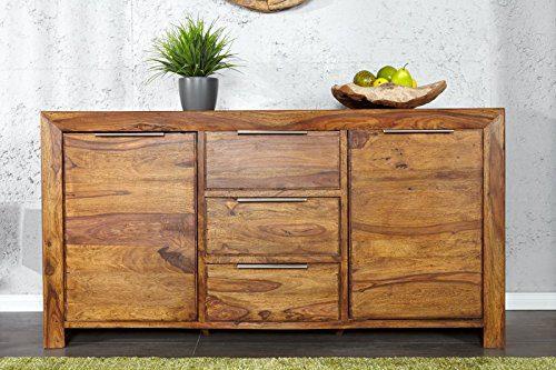 DuNord Design Sideboard ARONA 140 cm Palisander natur