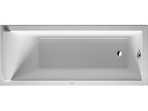 Duravit Badewanne Starck 1700x750mm Einbauversion, weiss, 700335000000000