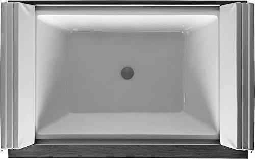 Duravit Badewanne Sundeck 205,5x127cm 700197000000000