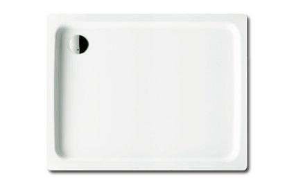 aquabad duschwanne comfort linea flat 80x120cm rechteckig. Black Bedroom Furniture Sets. Home Design Ideas