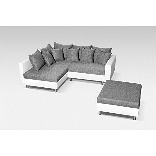 Sofa mit funktionsecke das beste aus wohndesign und for Couch hocker poco