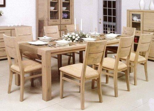 Esstisch Wohnzimmertisch Tisch Massivholz 180 90 78 Cm