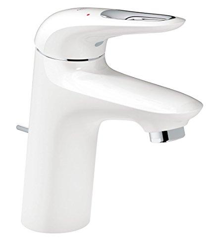 GROHE Eurostyle Einhand-Waschtischbatterie, moon white, 23374LS3