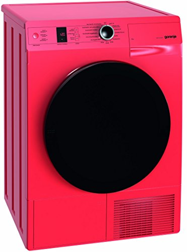 Gorenje D 8565 NR Wärmepumpentrockner / A++ / 8.0 kg / Wärmepumpe / Luftstromsystem TwinAir / rot