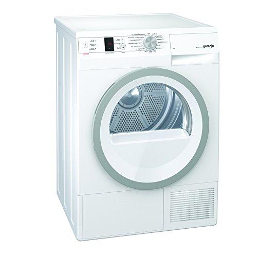 Gorenje D 95F65 N Kondenstrockner FL / A++ / 9 kg / weiß / Wärmepumpentechnologie / IonTech-Ionensystem / Knitterschutz