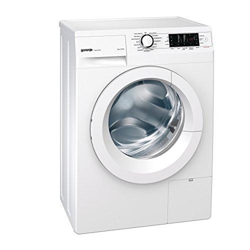 Gorenje W 5523/S Waschmaschine FL / A+++ / 5 kg / 1200 UpM / weiß / SensoCare-Waschsystem / Quick 17 / SlimLine: Tiefe 44 cm