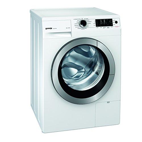 Gorenje W 8554 TX/I Waschmaschine FL / A+++ / 8 kg / 1400 upm / weiß / Totaler AquaStop / SensoCare-Waschsysteme / VitaProgramme
