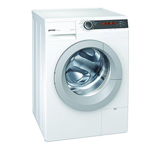 Gorenje W 8665 I/I Waschmaschine FL / A+++ / A / 8 kg / 1600 UpM / weiß / Totaler AquaStop / SensoCare-Waschsysteme / LED-Trommel-Innenbeleuchtung