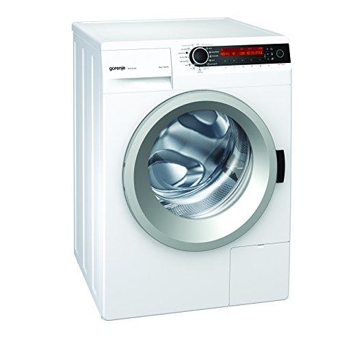 Gorenje W 98F65 I/I Waschmaschine FL / A+++ / A / 9 kg / 1600 U/min / weiß / Totaler AquaStop / LCD Display / LED Trommel-Innenbleuchtung / Flecken-Expert / SuperSilent