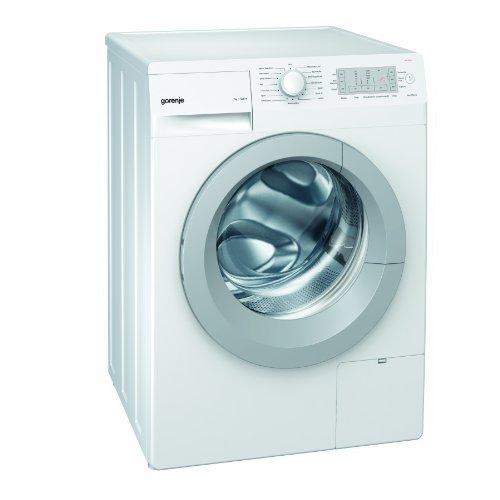 Gorenje WA 50 EX Waschmaschine FL / A+++ / 7 kg / 1400 UpM / weiß / Totaler AquaStop / SensoCare-Waschsystem / Quick17