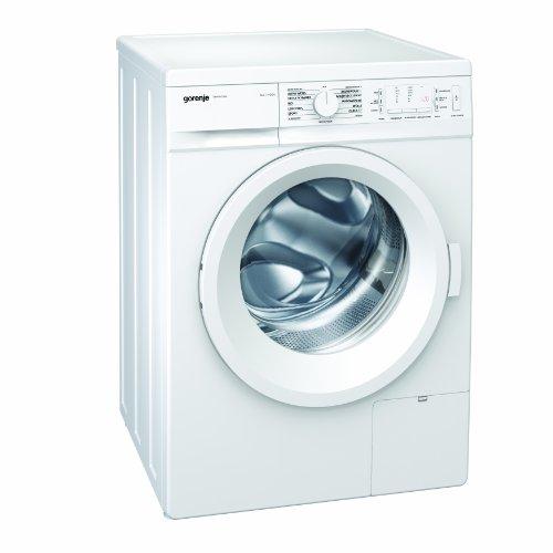 Gorenje WA 6440 P Waschmaschine FL / A+++ / 6 kg / 1400 UpM / weiß / AquaStop / SensorCare-Waschsystem / Quick 17 / unterbaufähig