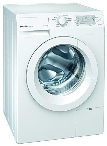Gorenje WA 6840 Waschmaschine FL / A+++ / 146 kWh/Jahr / 1400 UpM / 6 kg / 9146 L/Jahr / Startzeitvorwahl / Restzeitanzeige / weiß