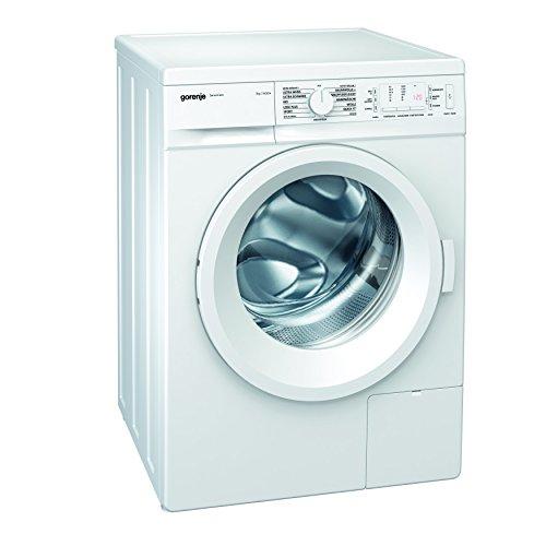 Gorenje WA 7460 P Waschmaschine FL / A+++ / A / 7 kg / 1600 UpM / weiß / AquaStop / SensoCare-Waschsysteme / zwei Meine-Wäsche-Individualprogramme / Steril-Tub-Hygiene-Reinigungsprogramm