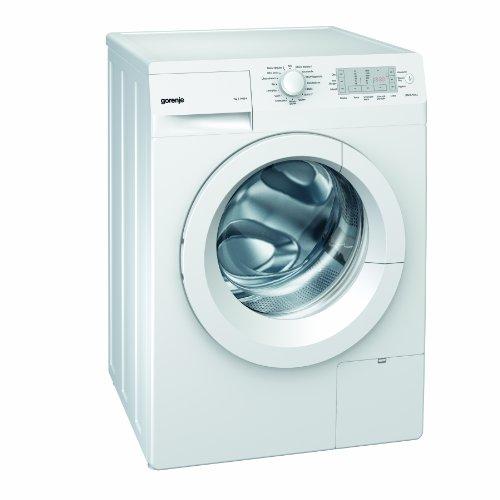 Gorenje WA 7900 Waschmaschine FL / A+++ / 166 kWh/Jahr / 1400 UpM / 7 kg / 9586 Liter/Jahr / Gewichts- Kontrollsensor / Quick 17 / weiß