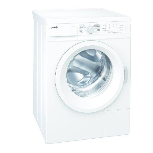 Gorenje WA8440P Waschmaschine Frontlader / A+++ / 169 kWh/Jahr / 1400 UpM / 8 kg / LED-Display / weiß
