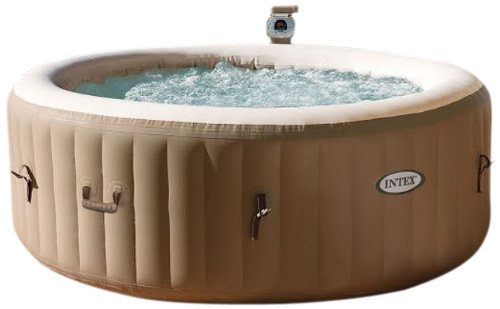Intex 28402ED Whirlpool PureSpa - Bubble Therapy - Das ultimative Spa Erlebnis