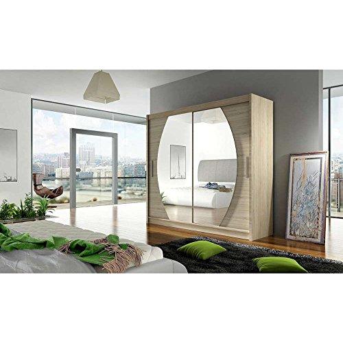justhome klein xi schwebet renschrank kleiderschrank. Black Bedroom Furniture Sets. Home Design Ideas