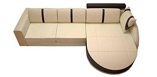 innocent sofa 3 sitzer rinaldi schwarz m bel24. Black Bedroom Furniture Sets. Home Design Ideas