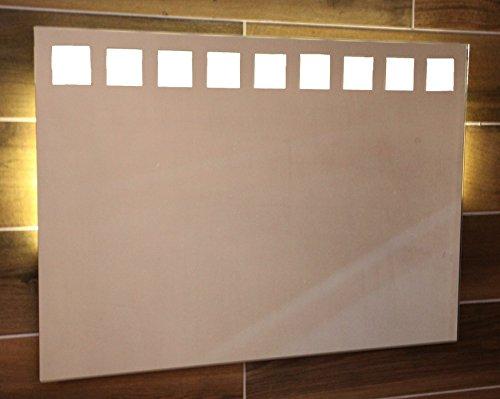 LED Badspiegel 50 X 70 Cm Spiegel Mit Beleuchtung RECHTS
