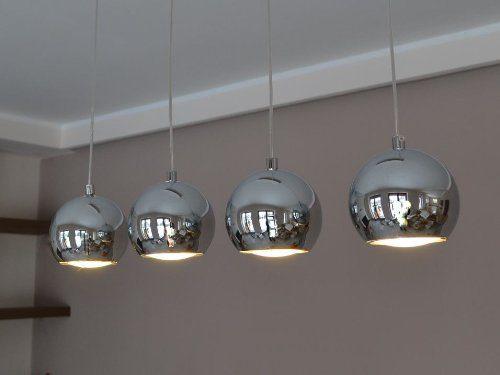 LED Hängelampe CALA Hängeleuchte Pendellampe Designer Lampe 20 Watt LED (led: kalt-weiss)