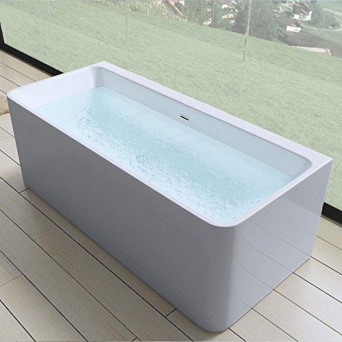 luxus badewanne freistehend vicenza601oa in wei ohne armatur bth 180x80x57 cm m bel24. Black Bedroom Furniture Sets. Home Design Ideas