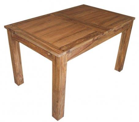 massivholztisch ausziehbar aus palisander esstisch massiv 130 cm x 80 cm ausziehbar auf. Black Bedroom Furniture Sets. Home Design Ideas