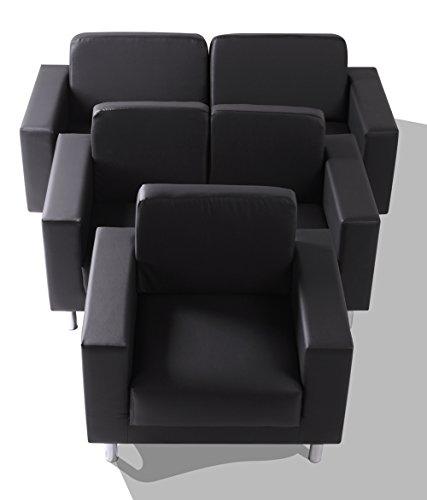 susi 3 2 1 sofagarnitur kunstleder m bel24. Black Bedroom Furniture Sets. Home Design Ideas