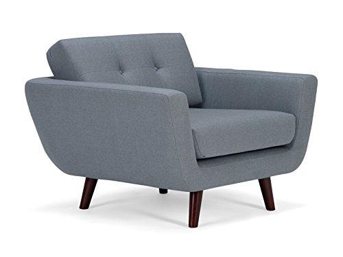 ac design furniture 60350 armstuhl trine 58 x 58 x 84 cm sitz r cken stoff corsica hellgrau. Black Bedroom Furniture Sets. Home Design Ideas