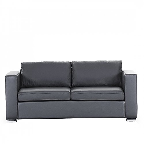 couch schwarz sofa recamiere relaxliege liegestuhl chesterfield nimes m bel24. Black Bedroom Furniture Sets. Home Design Ideas