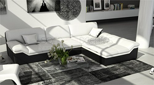 voll leder xxl wohnlandschaft ledergarnituren ledersofa sofa 5042 l4 b m bel24. Black Bedroom Furniture Sets. Home Design Ideas