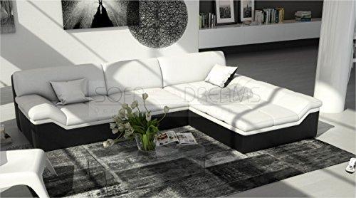 voll leder xxl wohnlandschaft ledergarnituren ledersofa. Black Bedroom Furniture Sets. Home Design Ideas