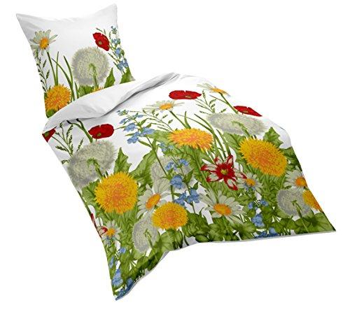 fleuresse 113018 fb 9 mako satin bettw sche 135 x 200 cm bunt m bel24. Black Bedroom Furniture Sets. Home Design Ideas