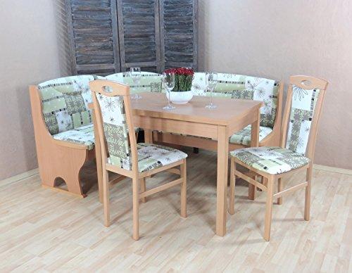moebel direkt online eckbankgruppe madrid ii sparangebot buche natur oliv creme m bel24. Black Bedroom Furniture Sets. Home Design Ideas