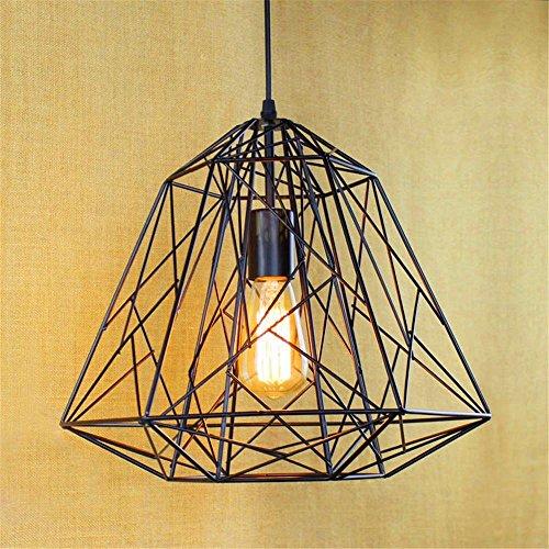 xbzz Retro Industrie Industrielampe Kronleuchter aus Messing Retro Kronleuchter Wandbeleuchtung Glas Lampeschirm (ohne Birne)