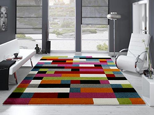 artwork puzzle moderner designer teppich bunt in. Black Bedroom Furniture Sets. Home Design Ideas