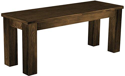 brasilm bel sitzbank rio classico 110 cm pinie massivholz farbton eiche antik m bel24. Black Bedroom Furniture Sets. Home Design Ideas
