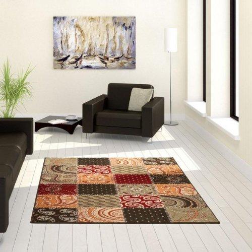 designer teppich wohnteppich teppich moderner wohnzimmer teppich wohnzimmerteppich l ufer. Black Bedroom Furniture Sets. Home Design Ideas