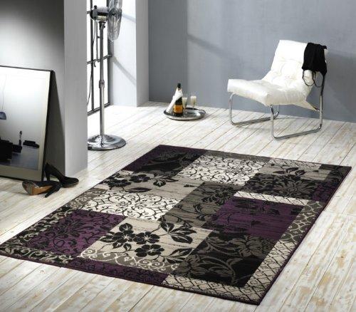 designer teppich wohnteppich teppich moderner wohnzimmer teppich wohnzimmerteppich l ufer sie. Black Bedroom Furniture Sets. Home Design Ideas