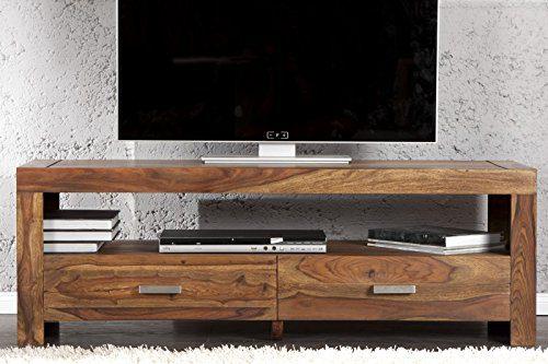 DuNord Design TV - Board JAKARTA 135 cm Palisander natur