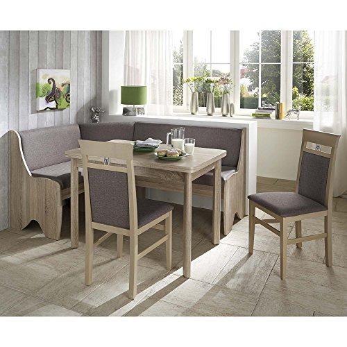 brasilm bel sitzbank 39 rio kanto 39 80 x 38 x 44 cm pinie massivholz farbton brasil wei m bel24. Black Bedroom Furniture Sets. Home Design Ideas